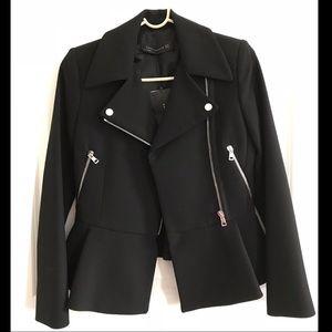Zara Woman peplum blazer in XS